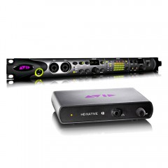 Avid HD Native Thunderbolt Omni System
