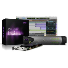 Avid HDX 8x8x8 System