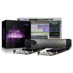 Avid HDX2 8x8x8 System