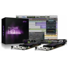 Avid HDX2 Omni System