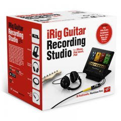 IK Multimedia iRig Guitar Recording Studio