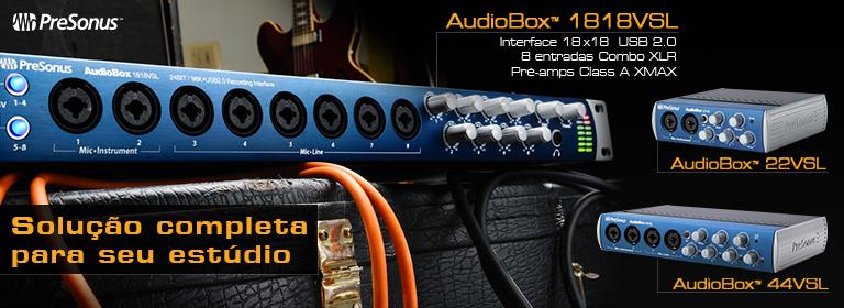 PreSonus Audiobox VSL