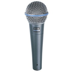 Microfone Shure BETA58